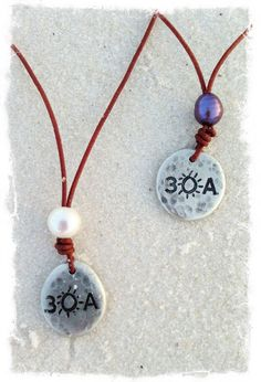 30A Shines!  Wear a little piece of Florida's Scenic Hwy 30A