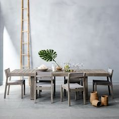 Portside Dining Chair   west elm