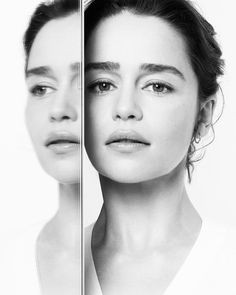 """The photo """"Jason Momoa and Emilia Clarke"""" has been viewed times. Jason Momoa, Emilia Clarke, Star Wars, Mother Of Dragons, Portraits, Story Highlights, Celebrity Pictures, Celebrity Women, Portrait Photography"""