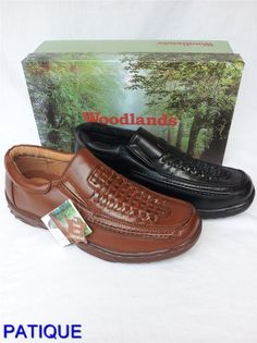Mens Leather Lining Leather Sock Casual or Evening Comfy Shoes - Armani (Boys)