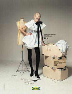 fashion illustration advertisements | Fashion World: Fashion Advertising