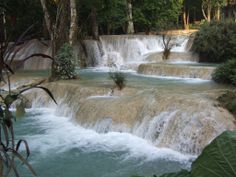 Tad Sae Waterfalls 2 | Flickr - Photo Sharing!