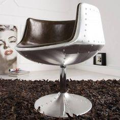 Silver Highlights, Egg Chair, Modern, Ebay, Furniture, Home Decor, Brown Sugar, Strong, Interior