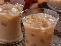 Creamy Maple Coffee Punch | mrfood.com