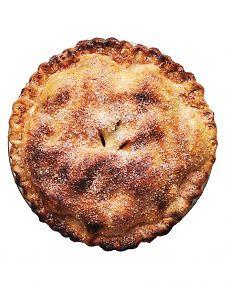 Brown-Butter Apple Pie
