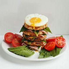 Ovesné lívance se sýrem Avocado Toast, Foodies, Vegetarian, Vegan, Breakfast, Fitness, Morning Coffee, Vegans