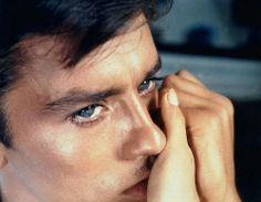 """ lotuskiss: "" wehadfacesthen: "" Alain Delon as Tom Ripley in Plein soleil AKA: Purple Noon (Rene Clement, a French film based on Patricia Highsmith's novel The Talented Mr. "" Joue pour moi "" Sad for u "" Sophia Loren, Christian Grey, Tom Ripley, Anouchka Delon, Emmanuelle Béart, It's Over Now, Jean Dujardin, Isabelle Huppert, I Love Cinema"