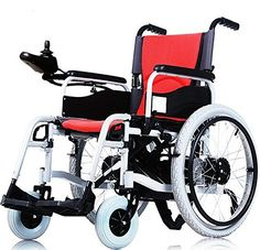 This chair is one of the best electric wheelchairs because it folds to allow it to be easy to transport in smaller cars, or stored in smaller spaces. I loved all of the features that added extra levels of comfort for the person who has to ride in the chair. I was completely sold on this chair when I discovered that the power controls could be positioned on the right or left handrail to make it convenient for everyone to use.