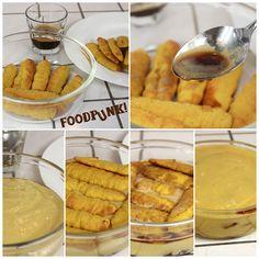 Tiramisu Low Carb, glutenfrei, Paleo - Foodpunk