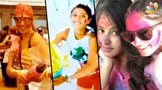 Celebrities celebrate Holi 2017 | Anjali, Lakshmi Rai, Neetu Chandra, HansikaEach year celebrities celebrate the festival of colours in style by either going out and partying hard with their fellow filmy folk or staying in with... Check more at http://tamil.swengen.com/celebrities-celebrate-holi-2017-anjali-lakshmi-rai-neetu-chandra-hansika/