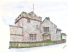 The Vicarage, Lanercost Priory