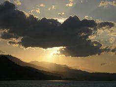 unforgettable sunset....