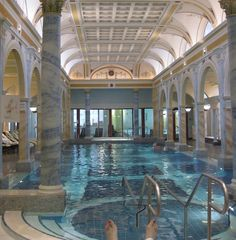 Take me here!  Bad Ragaz   a luxury spa in Switzerland via @Carol Van De Maele Van De Maele Perehudoff