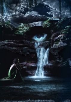 The seeing eye pool