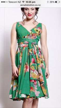 Annah Stretton My Wardrobe, Color Patterns, Summer Dresses, My Style, Floral, How To Wear, Clothes, Bridesmaids, Colours