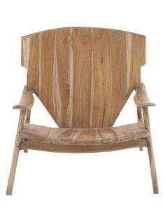 Attirant UMA Teak Chair