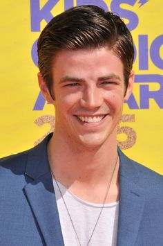 Grant Gustin - Kids' Choice Awards March 28 2015