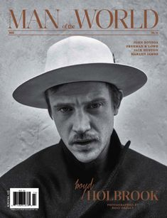 Boyd Holbrook Covers Man of the World, Reveals End of Engagement & David Armstrong Friendship
