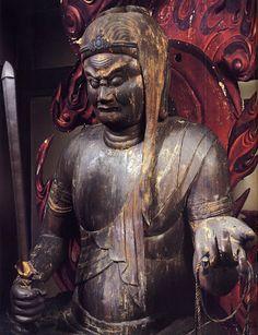 康尚《不動明王坐像》1006 同聚院