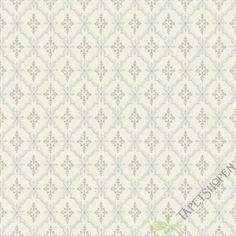 tapeter karlslund 2932 Kitchen Wallpaper, Wallpaper Decor, Farmhouse Upholstery Fabric, Scandinavian Wallpaper, Art Deco Tiles, Chinese Patterns, Floral Drawing, Simple Prints, Textiles
