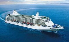 Regent Seven Seas - Seven Seas Voyager #cruise #travel
