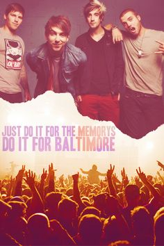 For Baltimore, All Time Low