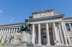 The Prado Museum is arguably one of the world's greatest art galleries and home to many European masterpieces. Prado, The World's Greatest, Galleries, Madrid, Spain, Art Gallery, Museum, Life, Art Museum