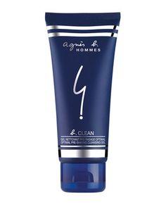 beauté test soin homme Gel nettoyant homme pré-rasage optimal «b. clean» Club des Créateurs de Beauté