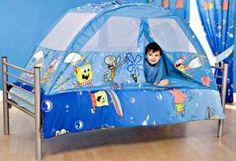 Sponge Bob Squarepants Mini Tent For Kids