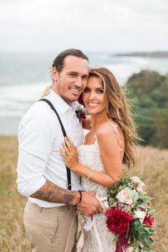 Audrina Patridge and Corey Bohan Wedding November 5, 2016