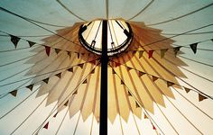 """groundcovers: """" Circus Tent (by dearclaudia) """" Tenten Naruto, Circus Aesthetic, Circus Theme, Circus Circus, Circus Tents, Circus Party, Circus Wedding, Catty Noir, And So It Begins"""