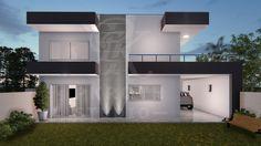 Residência Unifamliar   Projeto RPereira