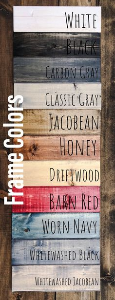 # farmhouse decor diy stain colors signs with quotes Farmhouse Wall Decor, Farmhouse Signs, Urban Farmhouse, Vintage Farmhouse, Ana White, Diy Wood Projects, Wood Crafts, Diy Crafts, Driftwood Frame