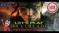 LET THE MADNESS BEGIN PART 2 | HELLBLADE EP 1 | ROAD TO 2K SUBS