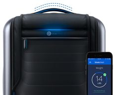 $299 My next luggage, Bluesmart