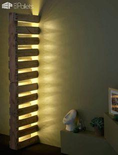 Alternative Pallet Lights Pallet Lamps, Pallet Lights & Pallet Lighting