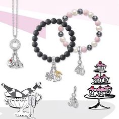 New Charmed, Thomas Sabo, Brand It, Creative Director, Birthdays, Birthday Parties, Jewels, Sterling Silver, Celebrities