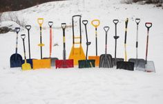 A Shovel for every occasion!