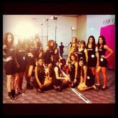 Las 20 finalistas de Chica E! 2011