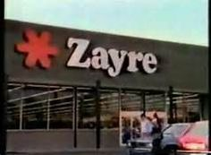 Zayre Department Store - Bing Images