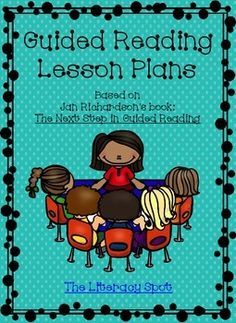 These lesson plans were created based on the professional book, The Next Step in Guided Reading by Jan Richardson. There is a 2 page lesson plan for each developmental stage of reading that will enable you to be more intentional in your teaching and better meet the needs of your students.