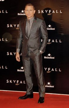 "RED CARPET RECAP: The Stars Come Out For The ""Skyfall"" Premiere In Madrid (PHOTOS)"