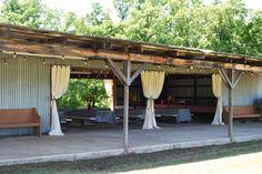 Outdoor Venues   POSTOAK Lodge