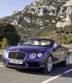 Bentley Continental GTC V8 #CarFlash