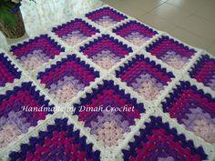 ♥ ♥ Dinah Coisas Crochet