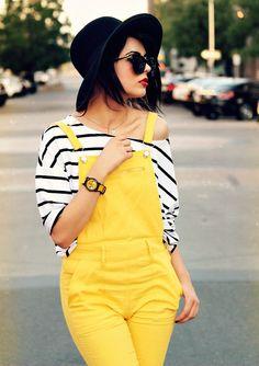 Bananarama ( Hats & Striped Sweaters )