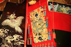 京都の夏の風物詩の祇園祭の宵山の船鉾
