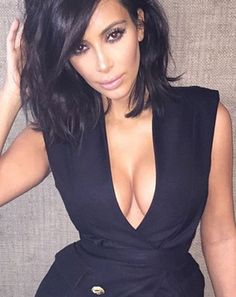 He might be five thousand miles away in London, but Kim Kardashian made sure Kanye West didn't forget what he was missing when she shared a couple of super-sexy selfies via Instagram on Tuesday, March 3.