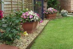 ... Garden Design With Green Thumbs Uamp Garden Treasures On Pinterest  Shade Garden With Patio Backyard Ideas