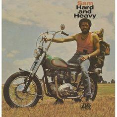 Sam Samudio - Hard And Heavy